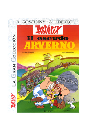 GC ASTERIX 11: EL ESCUDO ARVERNO. LA GRAN COLECCION