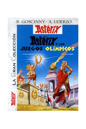 GC ASTERIX 12: ASTERIX Y LOS JUEGOS OLIMPICOS. LA GRAN COLECCION