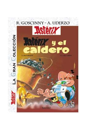 GC ASTERIX 13:.ASTERIX Y EL CALDERO  LA GRAN COLECCION