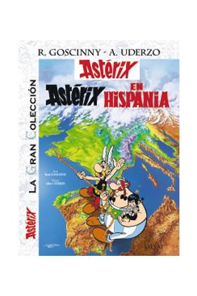 GC ASTERIX 14:.ASTERIX EN HISPANIA  LA GRAN COLECCION