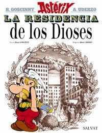 ASTERIX 17: LA RESIDENCIA DE LOS DIOSES (NUEVA EDICION)