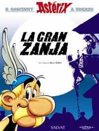 ASTERIX 25: LA GRAN ZANJA (NUEVA EDICION)