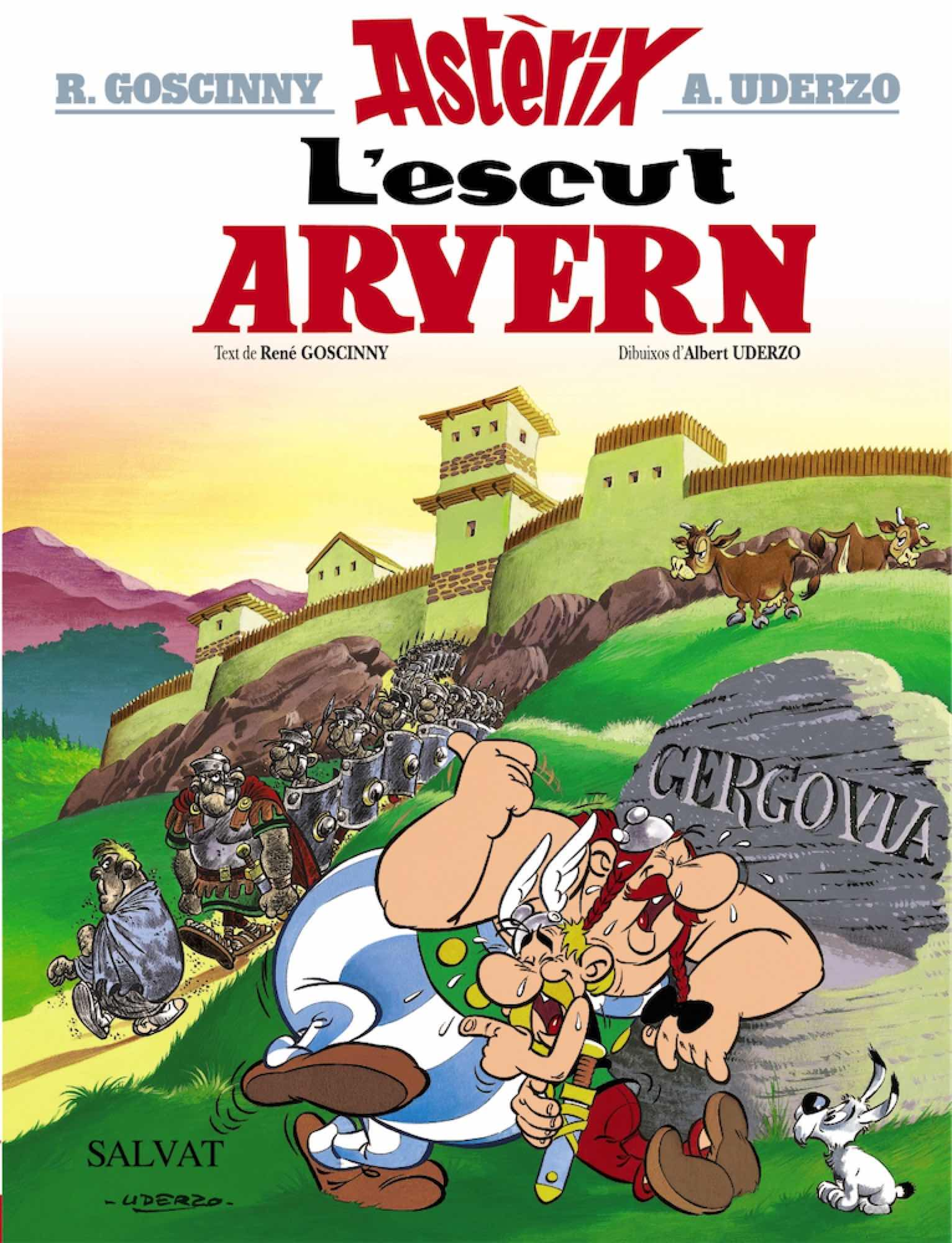 ASTERIX 11: L'ESCUT ARVERN (CATALAN)