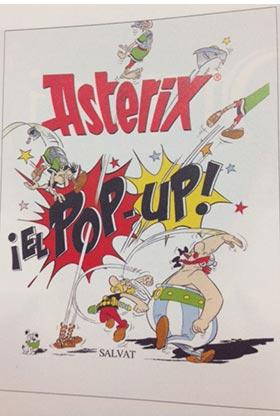 ASTERIX. ¡EL POP-UP!