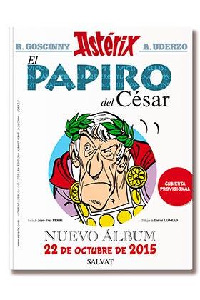 ASTERIX 36: EL PAPIRO DEL CESAR