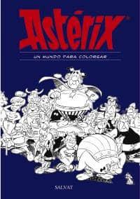 ASTERIX. UN MUNDO PARA COLOREAR