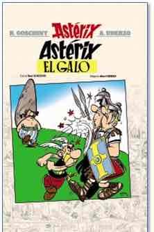 ASTERIX. EL GALO (EDICION LUJO)