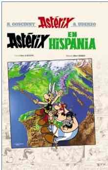 ASTERIX. EN HISPANIA (EDICION LUJO)