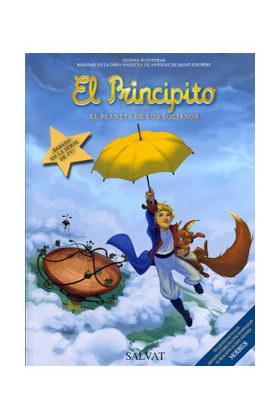 EL PRINCIPITO 01. EL PLANETA DE LOS EOLIANOS