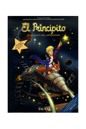 EL PRINCIPITO 05. EL PLANETA DEL ASTRONOMO