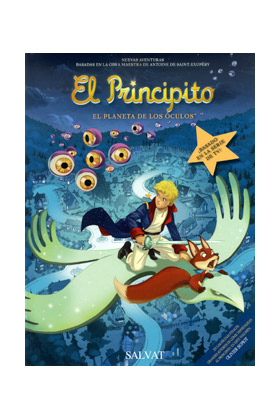 EL PRINCIPITO 06. EL PLANETA DE LOS OCULOS