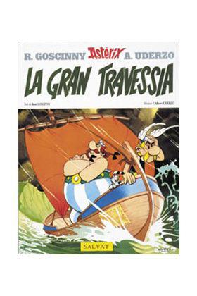 ASTERIX 22: LA GRAN TRAVESSIA (CATALAN)