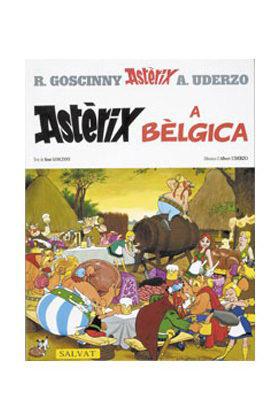 ASTERIX 24: ASTERIX A BELGICA (CATALAN)
