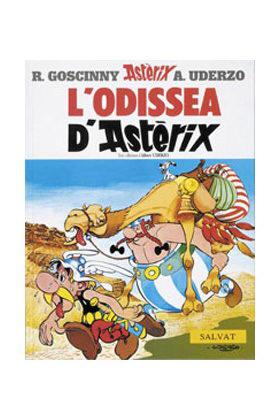 ASTERIX 26: L'ODISSEA D'ASTERIX (CATALAN)