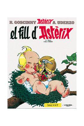 ASTERIX 27: EL FILL D'ASTERIX (CATALAN)