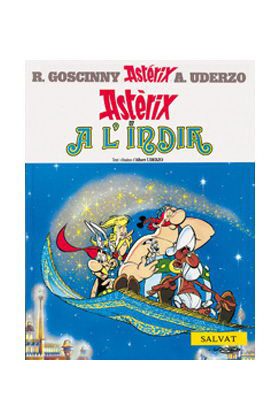 ASTERIX 28: ASTERIX A L'INDIA (CATALAN)