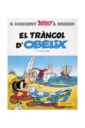 ASTERIX 30: EL TRANGOL D'OBELIX (CATALAN)