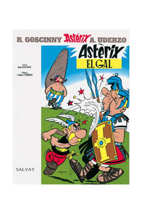 ASTERIX 01: EL GAL (CATALAN)