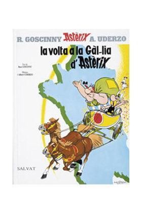 ASTERIX 05: LA VOLTA A LA GALLIA D' ASTERIX (CATALAN)