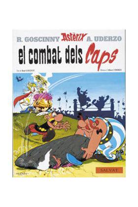 ASTERIX 07: EL COMBAT DELS CAPS (CATALAN)