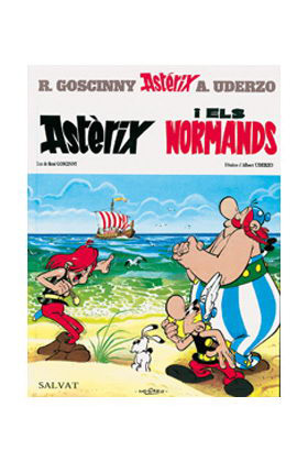 ASTERIX 09: ASTERIX I ELS NORMANDS (CATALAN)