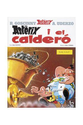 ASTERIX 13: ASTERIX I EL CALDERO (CATALAN)