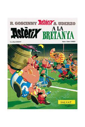 ASTERIX 08: ASTERIX A LA BRETANYA (CATALAN)