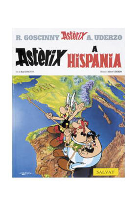 ASTERIX 14: ASTERIX A HISPANIA (CATALAN)