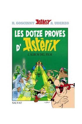 LES DOTZE PROVES D'ASTERIX (CATALAN)