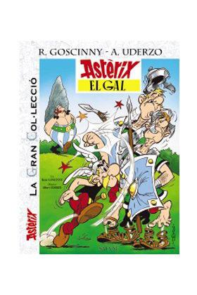 GC ASTERIX 01: EL GAL. LA GRAN COL.LECCIO (CATALAN)