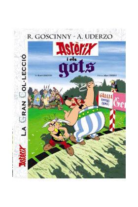 GC ASTERIX 03: ASTERIX I ELS GOTS. LA GRAN COL.LECCIO (CATALAN)