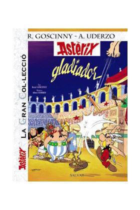 GC ASTERIX 04: GLADIADOR. LA GRAN COL.LECCIO (CATALAN)