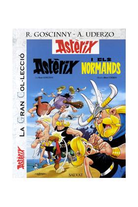 GC ASTERIX 09: ASTERIX I ELS NORMANDS. LA GRAN COL.LECCIO (CATALAN)