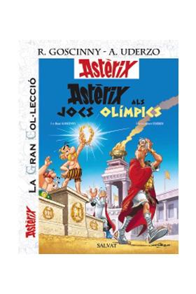 GC ASTERIX 12: ASTERIX AL JOCS OLIMPICS. LA GRAN COL.LECCIO (CATALAN)