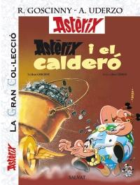 GC ASTERIX 13: ASTERIX I EL CALDERO. LA GRAN COL.LECCIO (CATALAN)