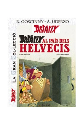 GC ASTERIX 16: ASTERIX AL PAIS DELS HELVECIS. LA GRAN COL.LECCIO (CATALAN)