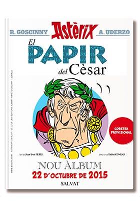 ASTERIX 36: EL PAPIR DEL CESAR (CATALAN)