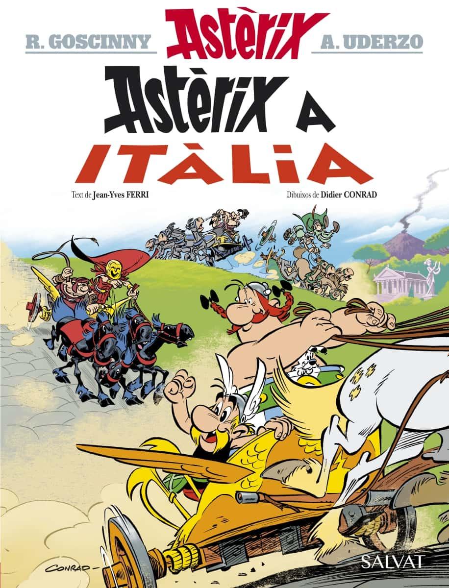 ASTERIX 37: A ITALIA  (CATALAN)