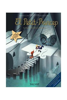 EL PETIT PRINCEP 03. EL PLANETA DE LA MÚSICA (CATALAN)
