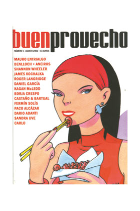 BUEN PROVECHO 01