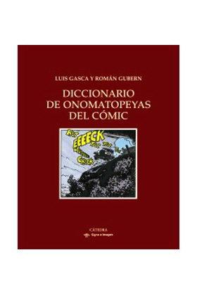 DICCIONARIO DE ONOMATOPEYAS DEL COMIC
