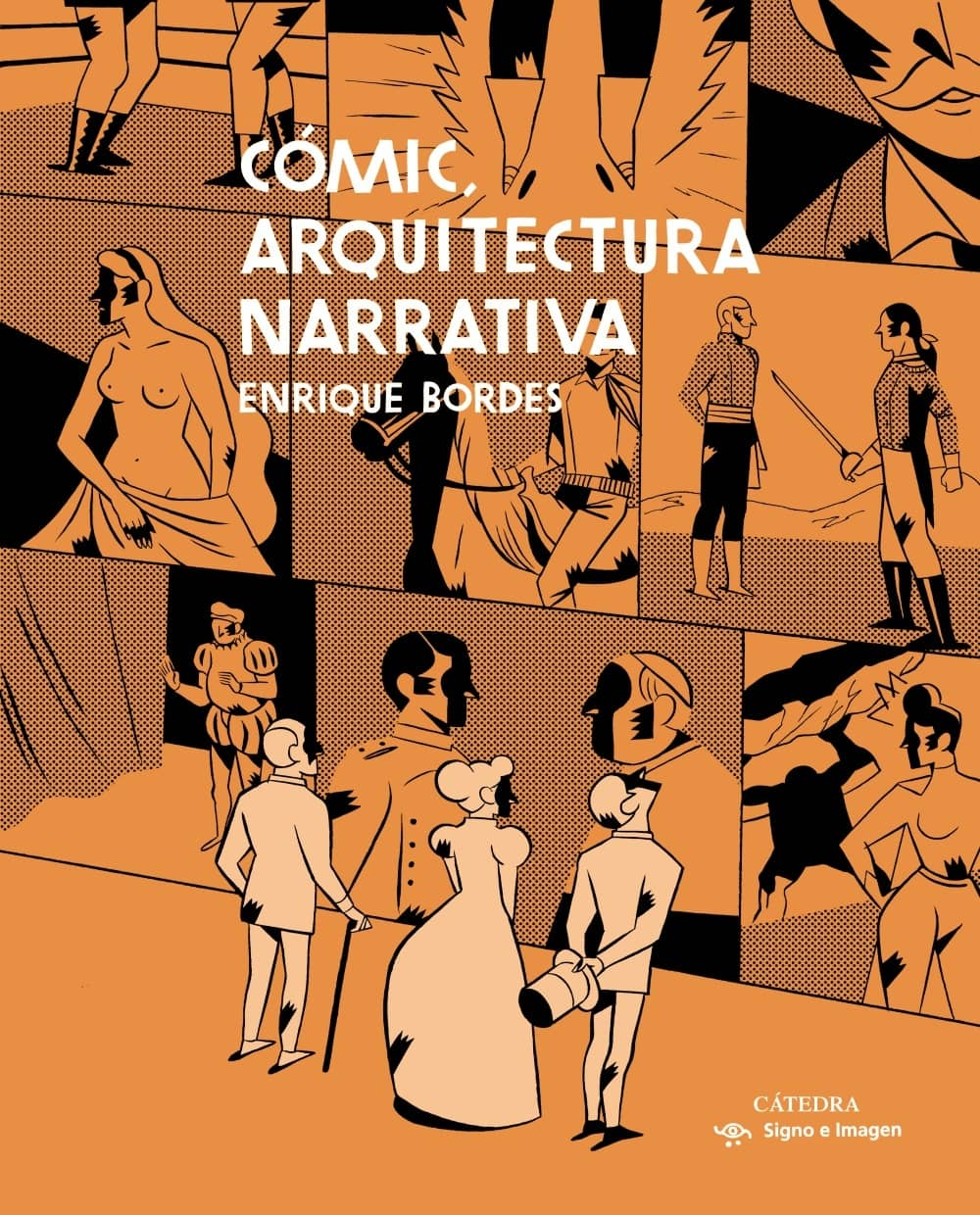 COMIC. ARQUITECTURA NARRATIVA