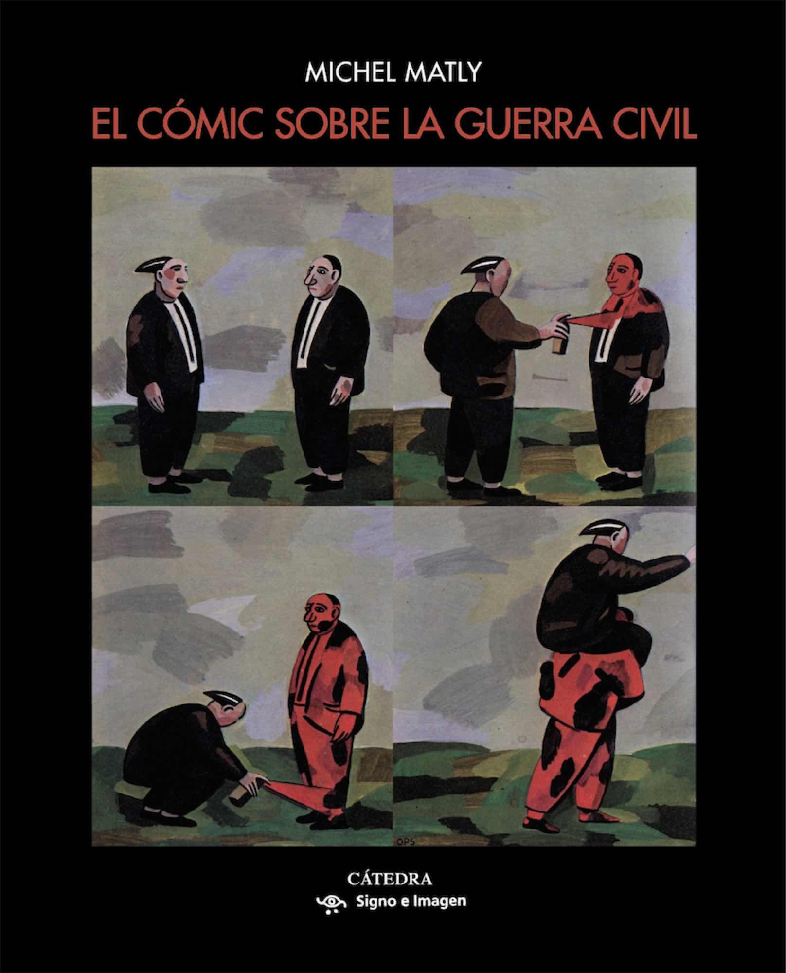EL COMIC SOBRE LA GUERRA CIVIL