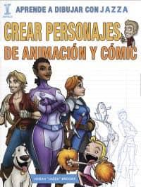 COMO CREAR PERSONAJES DE ANIMACION Y COMIC