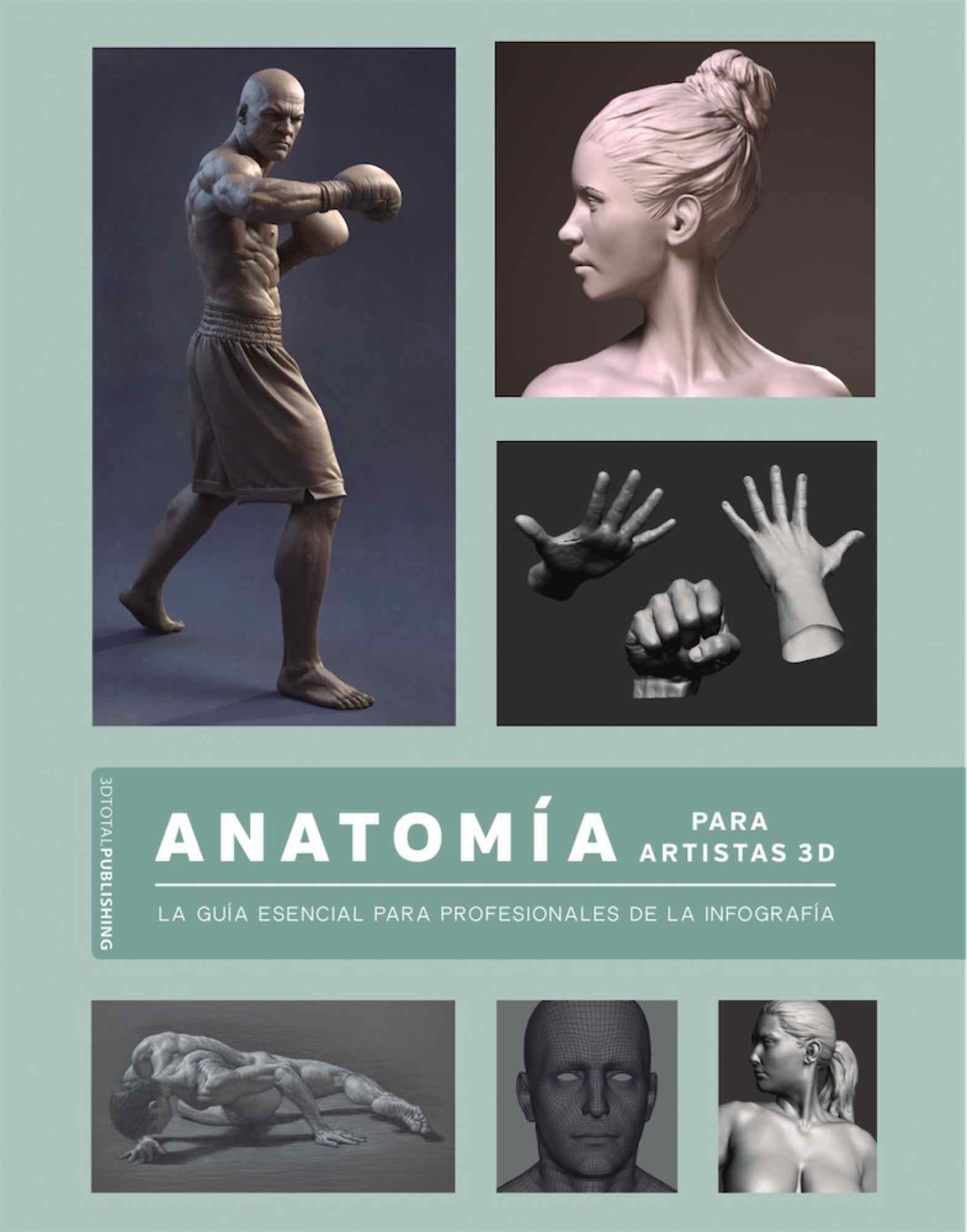 ANATOMIA PARA ARTISTAS 3D