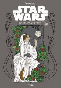STAR WARS. 100 DIBUJOS ANTIESTRES