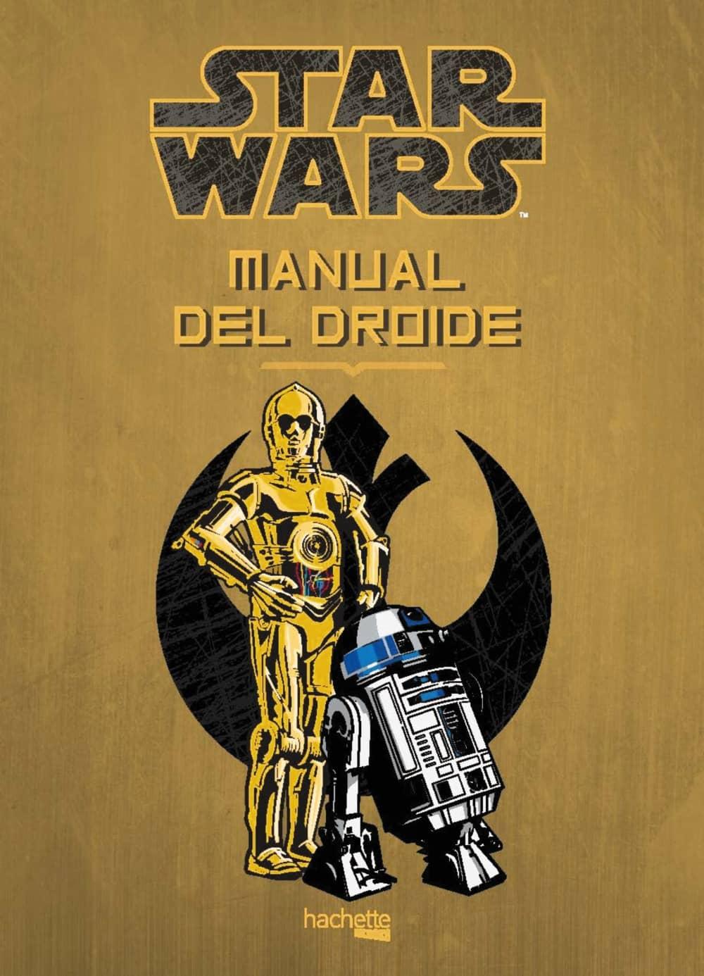 STAR WARS. MANUAL DEL DROIDE