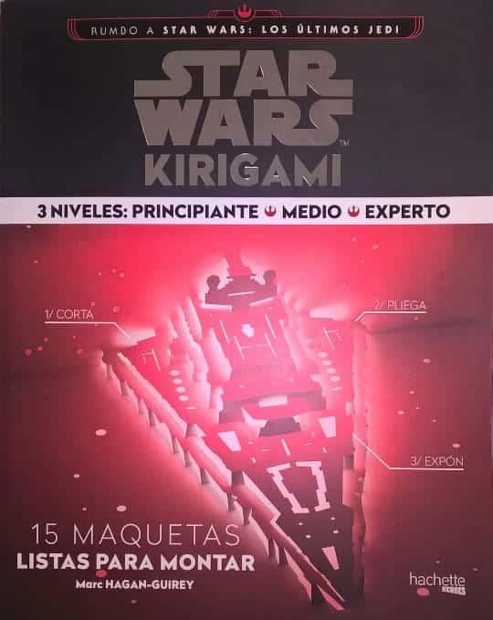 STAR WARS. KIRIGAMI