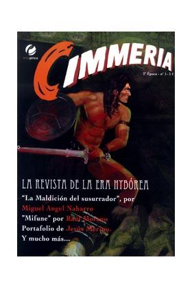 CIMMERIA 01. LA REVISTA DE LA ERA HYBOREA. SEGUNDA EPOCA
