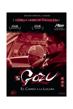 GOZU -DVD ED. ESPECIAL